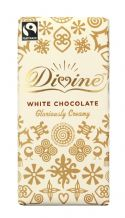 Divine Fairtrade White Chocolate 90g